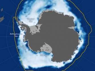 Blog: Changing Climate in Antarctica