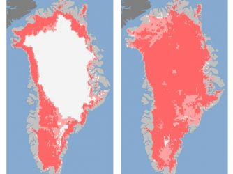 Blog: The ice in the Arctic is melting rapidly