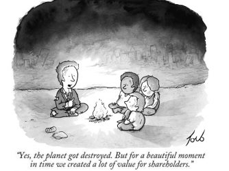 Climate in Peril – ICT Carbon Footprints