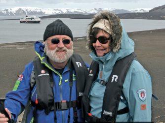 With Hurtigruten to Antarctica february 2017