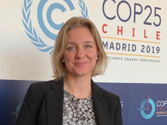 COP 25: Vaktbikkje og premissleverandør