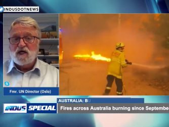 Australia Bushfires Wreak Havoc