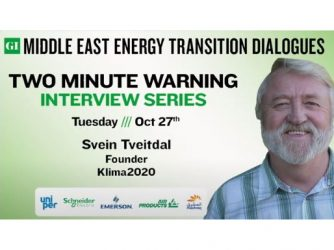 Energy transition: What can the Middle East learn from Norway?
