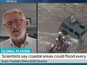 NASA study projects a Surge in Coastal Flooding